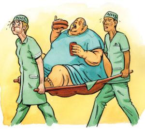 عمل های لاغری جدید ، چاقی یک بیماری است
