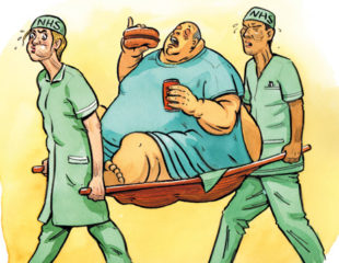 عمل های لاغری جدید، چاقی یک بیماری است